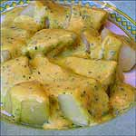 patatas doradas
